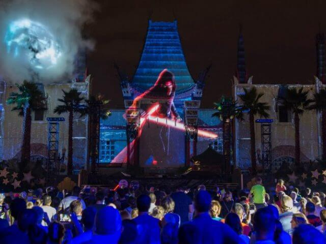 Shows do Star Wars no Disney Hollywood Studios