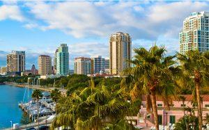 St. Petersburg perto de Orlando