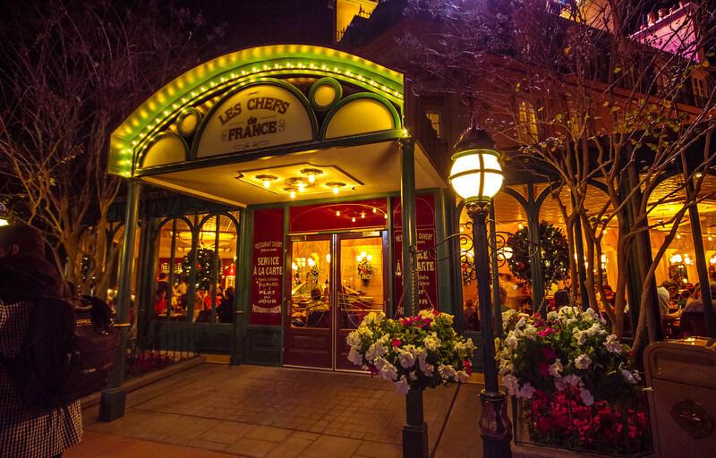 Parque Epcot da Disney Orlando: Les Chefs de France