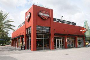 Lojas Harley Davidson em Orlando