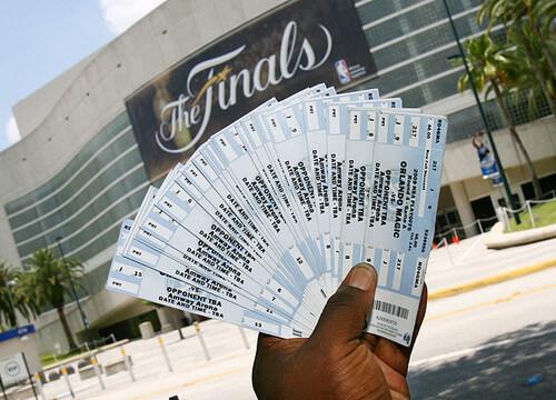 Onde comprar ingressos da NBA em Orlando 1