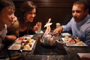 The Melting Pot: onde comer fondue em Orlando - restaurante