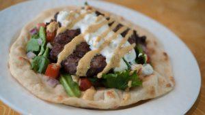 Restaurante Sanaa na Disney Orlando: prato