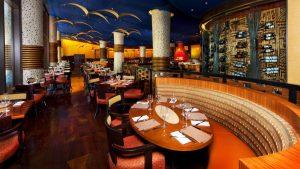 Restaurante Jiko em Orlando: interior do restaurante