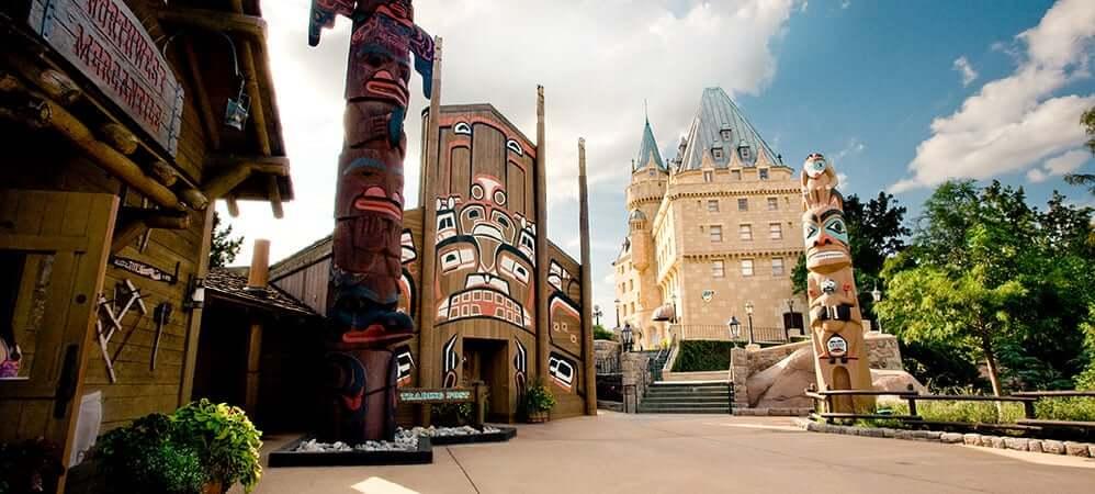 """Filme """"Canada Far and Wide"""" no Epcot da Disney Orlando"""