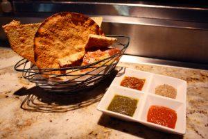 Restaurante Jiko em Orlando: prato