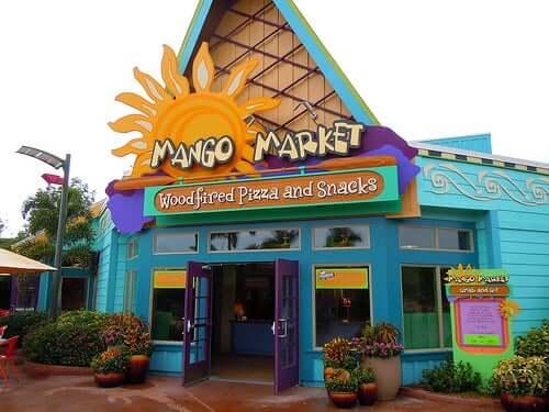 Restaurantes do parque SeaWorld em Orlando