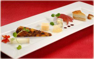 Restaurante Victoria & Albert's em Orlando: prato
