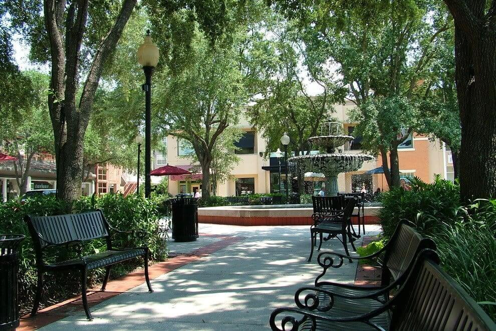 Onde ficar em Tampa: melhores regiões: Ryde Park