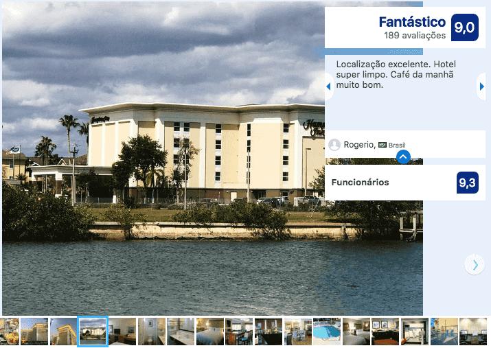Hotéis bons e baratos em Tampa: Hampton Inn Tampa-Rocky Point
