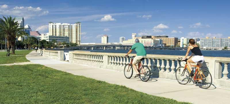 Onde ficar em Tampa: melhores regiões: South Tampa