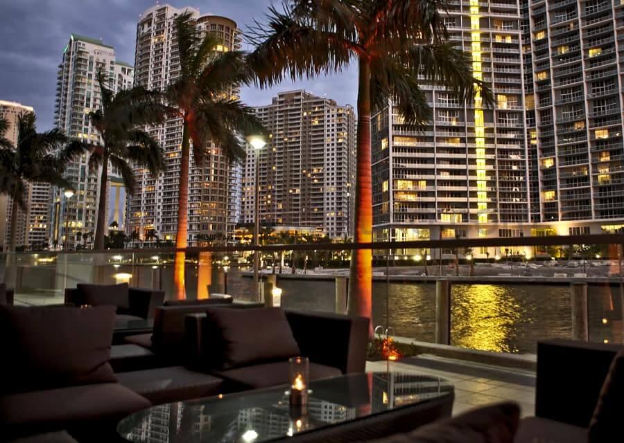 Restaurante Zuma em Miami