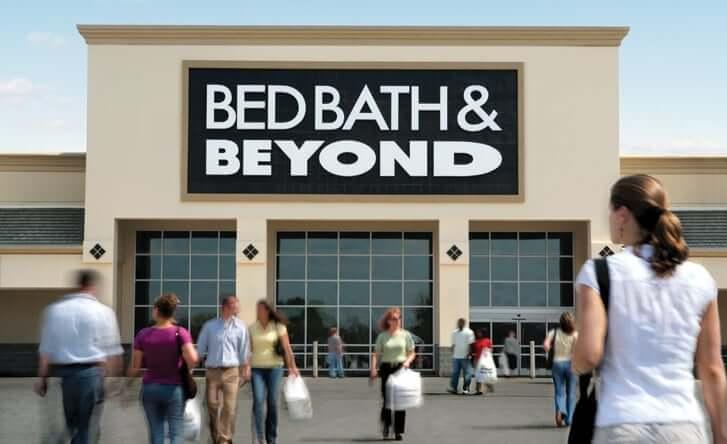 Compras para casa e cozinha em Orlando: loja Bed Bath & Beyond