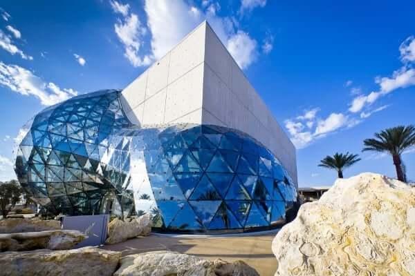 Museu Salvador Dalí perto de Orlando