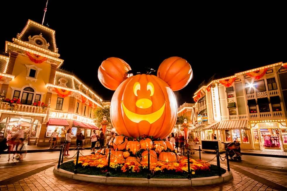 Orlando e Disney no mês de outubro