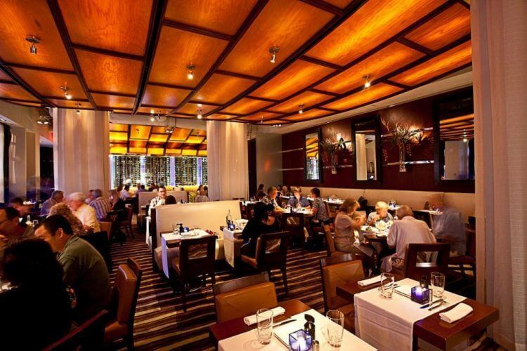 Restaurantes em Winter Park: restaurante Luma on Park