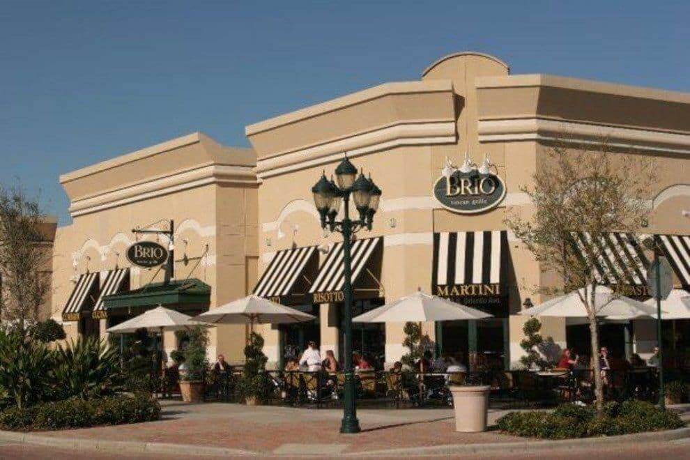 Compras em Winter Park: Shopping Winter Park Village