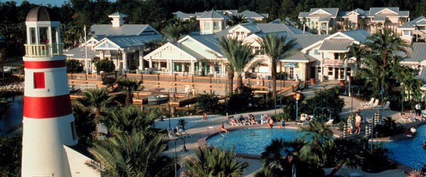 Hotéis bons para crianças em Orlando: hotel Disney's Old Key WestResort