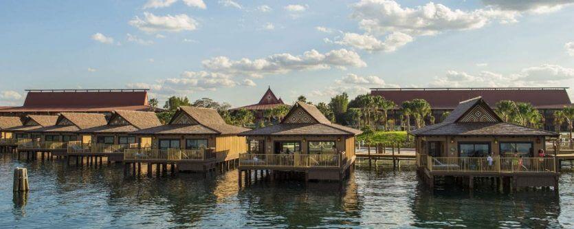 Hotéis perto da Disney em Orlando: hotel Disney's Polynesian Villas & Bungalows
