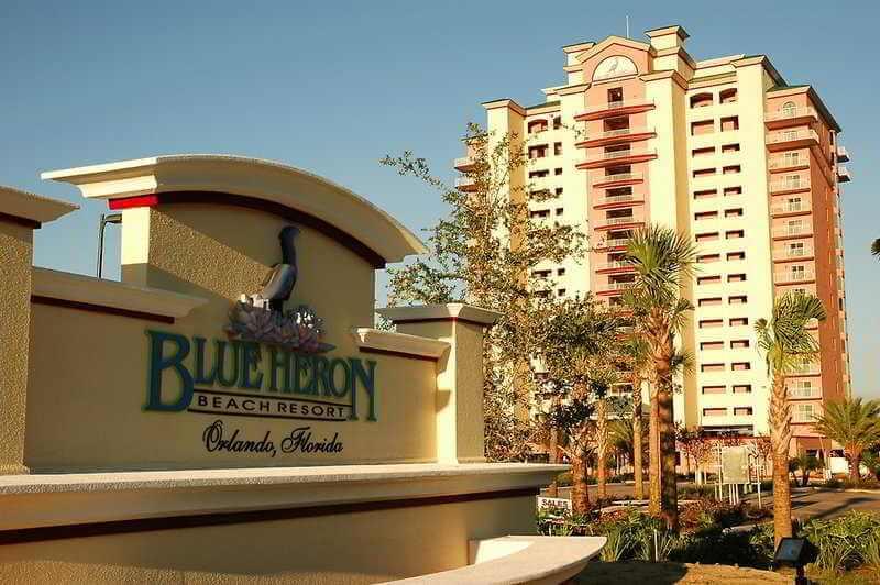 Hotéis com transfer gratuito para os parques em Orlando: hotel Blue Heron Beach Resort