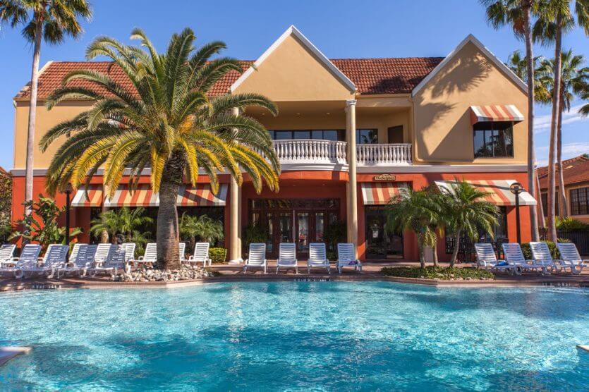 Hotéis com dois quartos juntos em Orlando: hotel Legacy Vacation Resorts - Lake Buena Vista