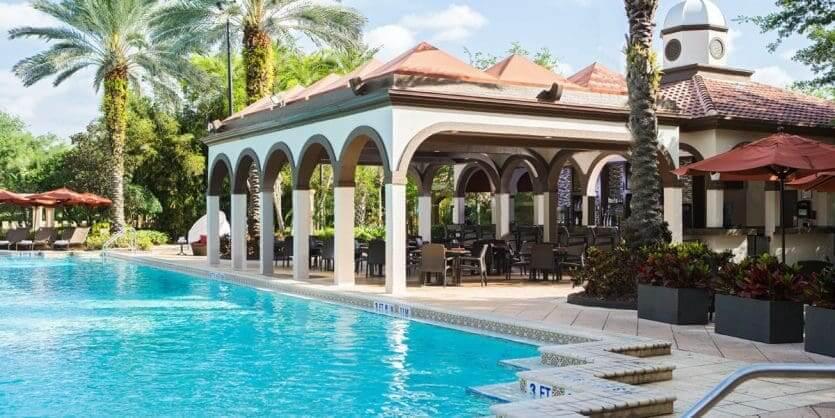 Hotéis próximos aos parquesem Orlando: hotel Renaissance Orlando at SeaWorld