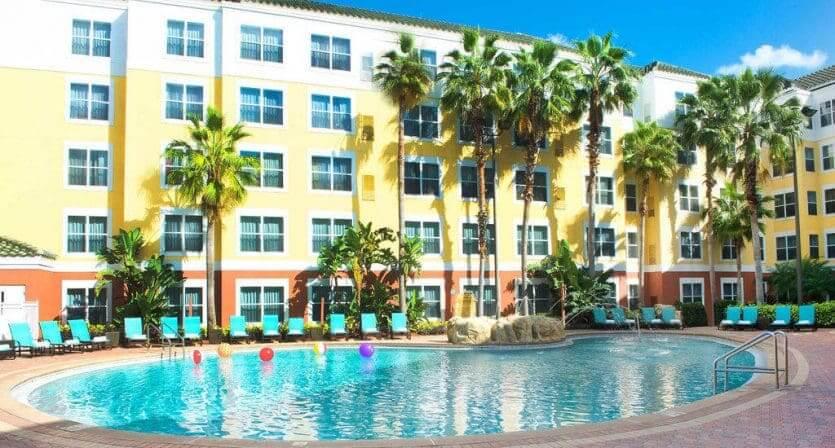 Hotéis mais procurados por brasileiros em Orlando: hotel Residence Inn Orlando Lake Buena Vista
