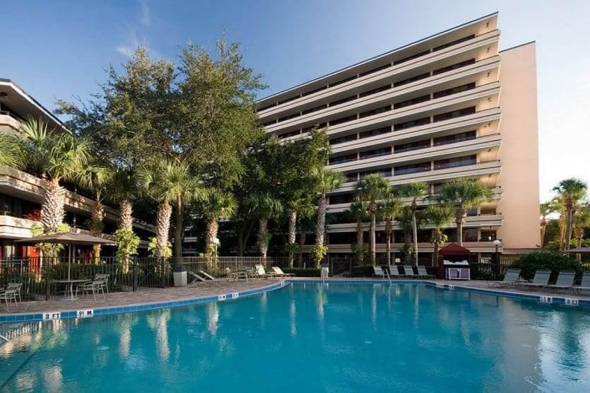 Hotéis com atendimento em português em Orlando: hotel Rosen Inn at Pointe Orlando