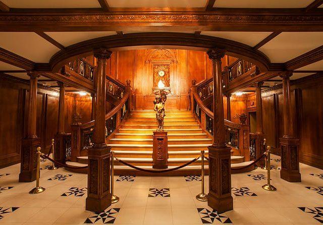 Museu Titanic: The Artifact Exhibition em Orlando