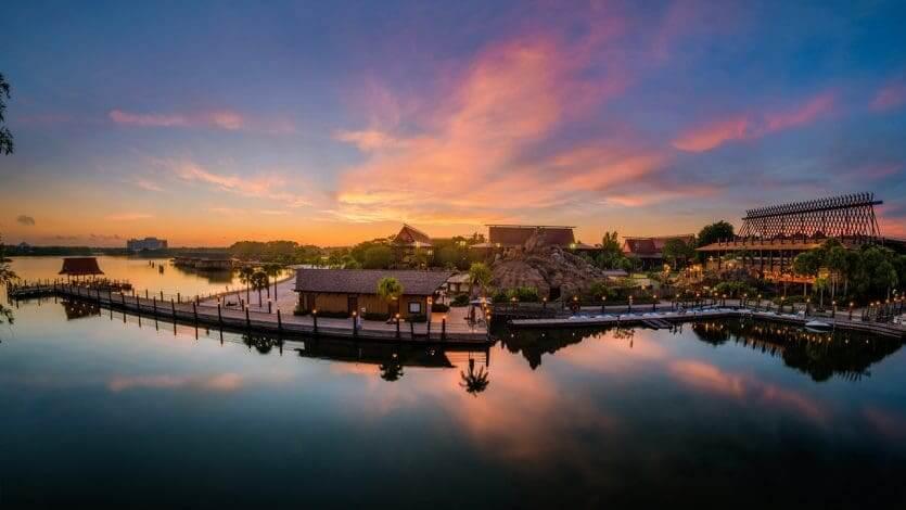 Disney Vacation Club: o Clube de Férias da Disney: Disney's Polynesian Resort