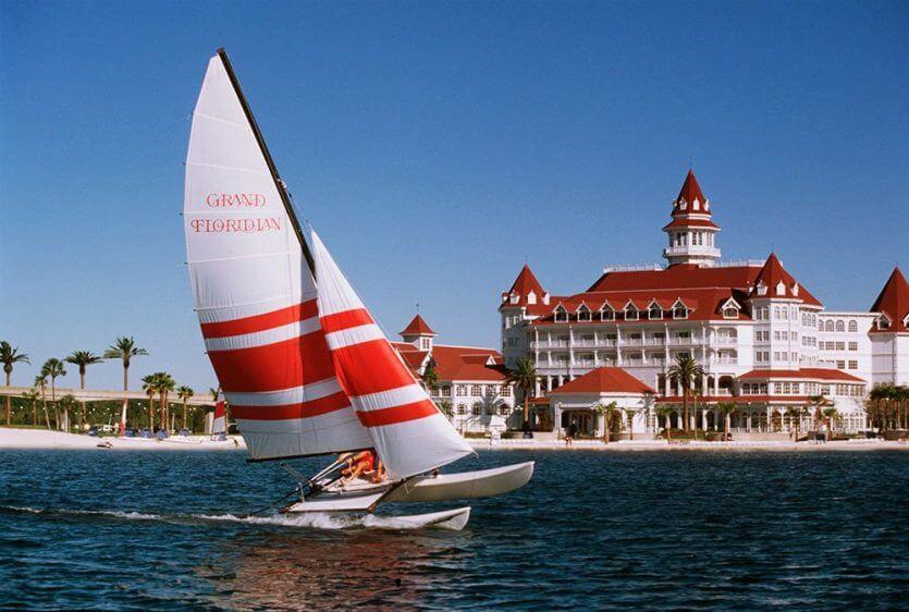 7 hotéis de luxo em Orlando: Disney's Grand FloridianResort e Spa