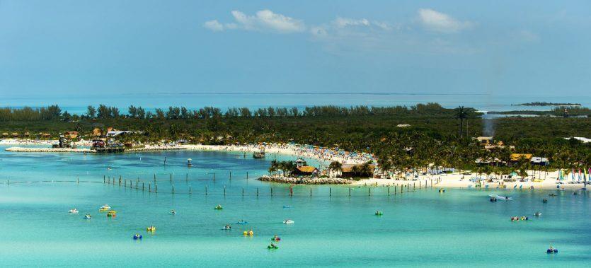Ilha Castaway Cay da Disney