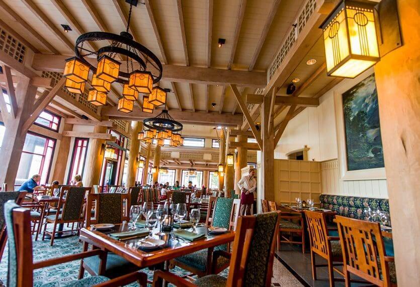 Disney's Wilderness Lodge: Artist Point