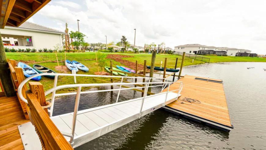 Condomínio de casas Storey Lake Resort em Orlando: lazer