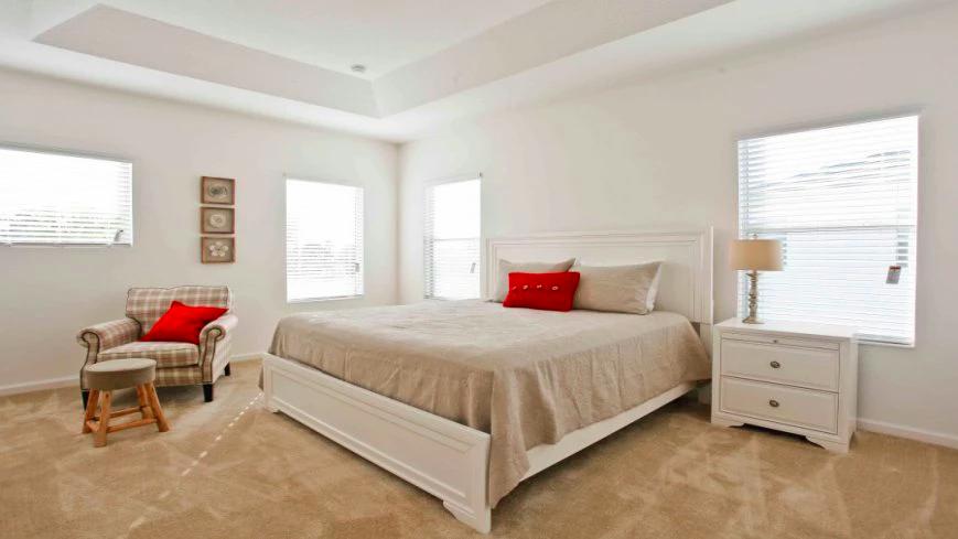 Condomínio de casas Bella Vida Resort em Orlando: quarto