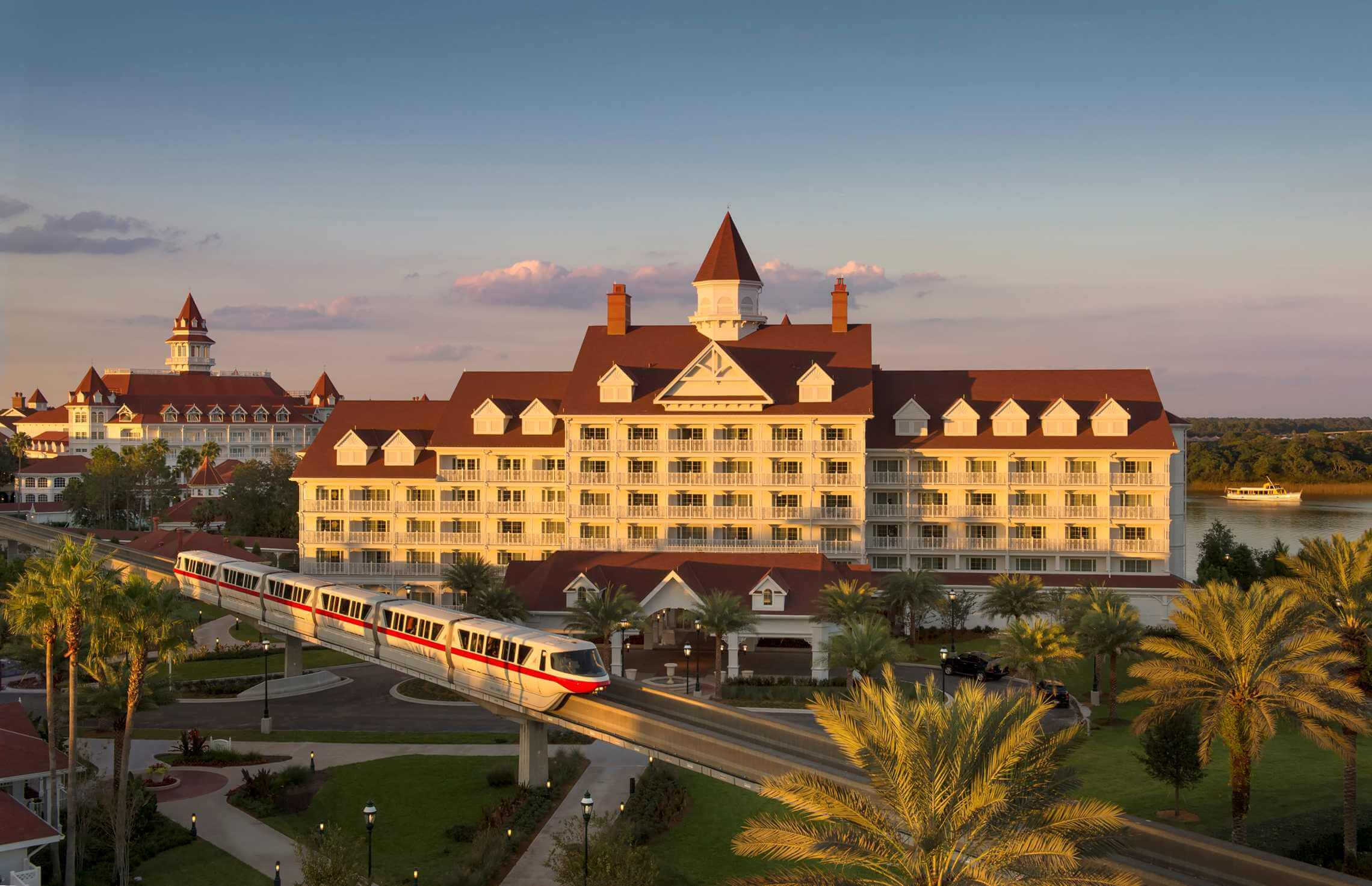 The Villas at Disney's Grand Floridian Resort Spa em Orlando
