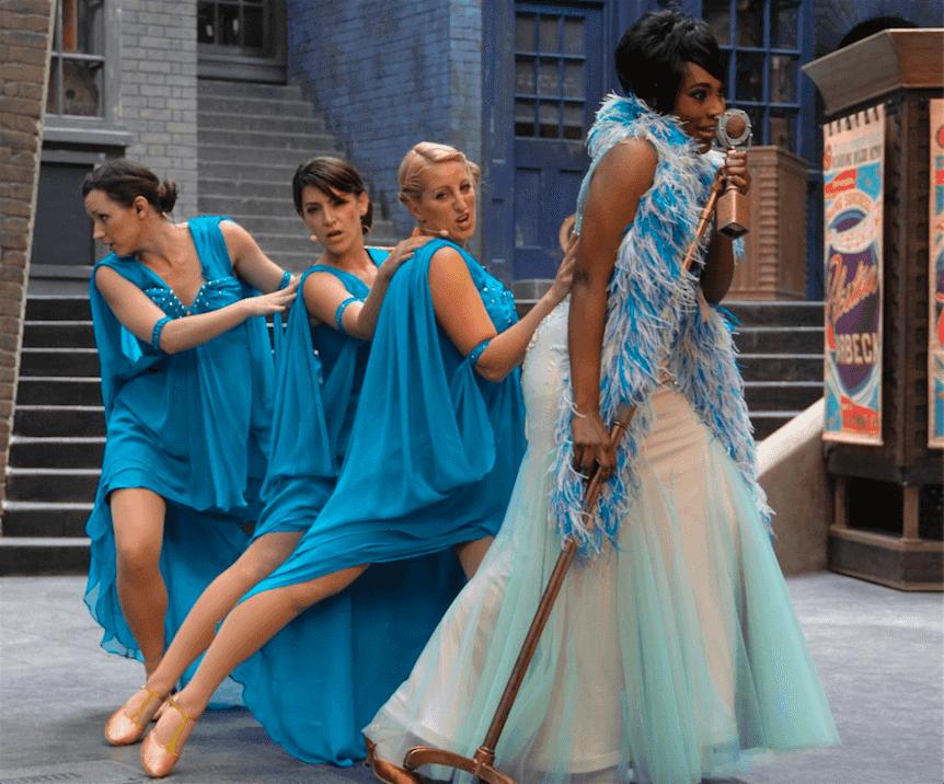 Shows, paradas e apresentações no parque Universal Studios em Orlando: Celestina Warbeck and the Banshees