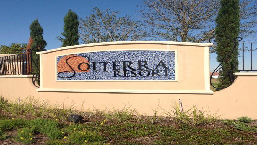 Condomínio de casas Solterra Resort em Orlando