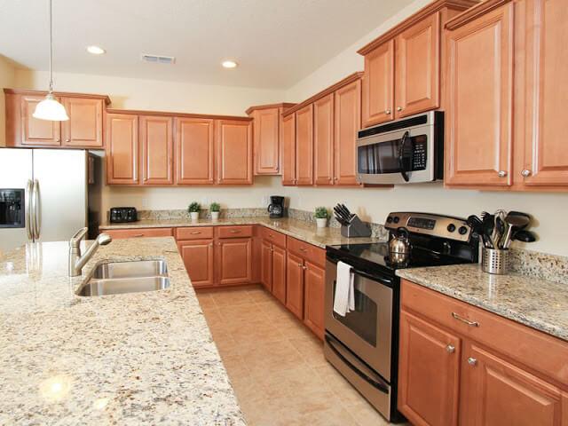 Condomínio de casas Paradise Palms Resort em Orlando: interior da casa