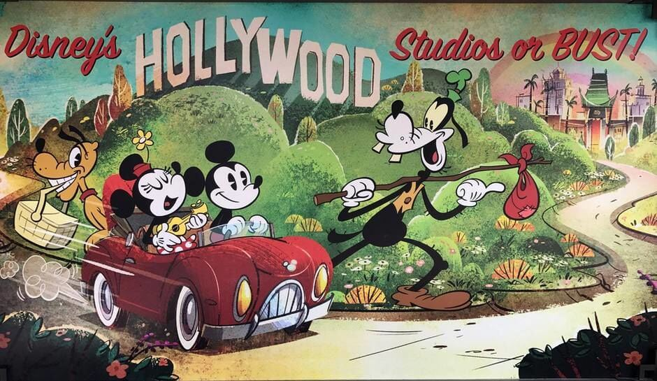 Novidades em Orlando em 2020: Mickey and Minnie's Runaway Railway no Hollywood Studios