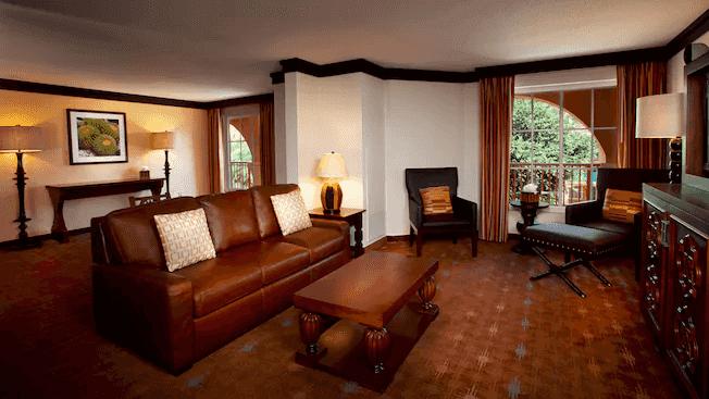 Disney's Coronado Springs Resort: Casitas - suíte com 1 quarto