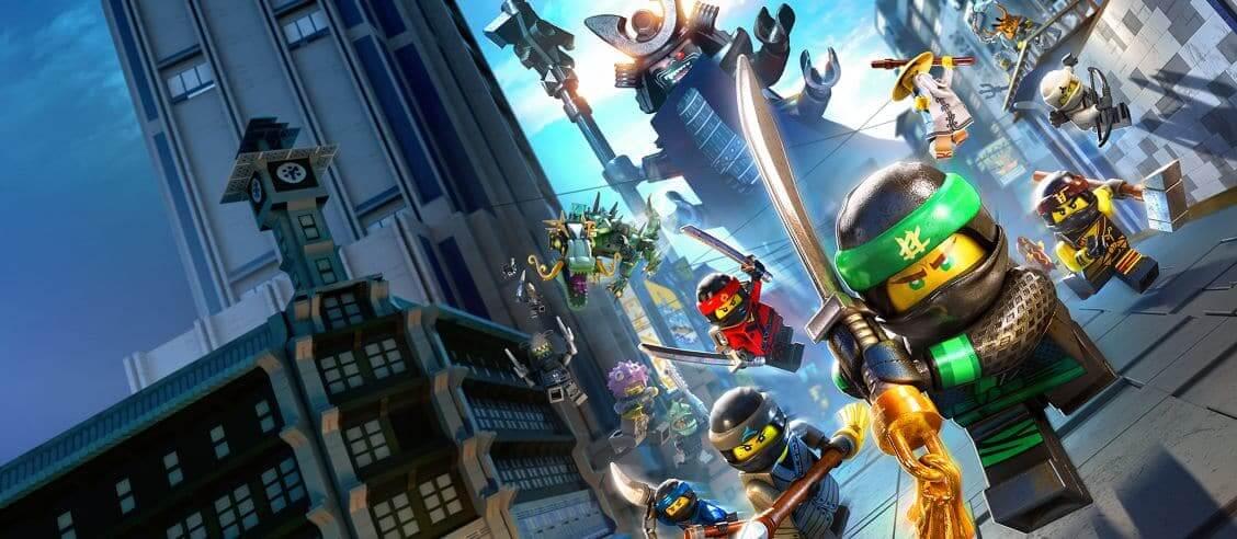 Novidades na Disney e Orlando em 2018: Lego Ninjago - Master of the 4th Dimension no Legoland