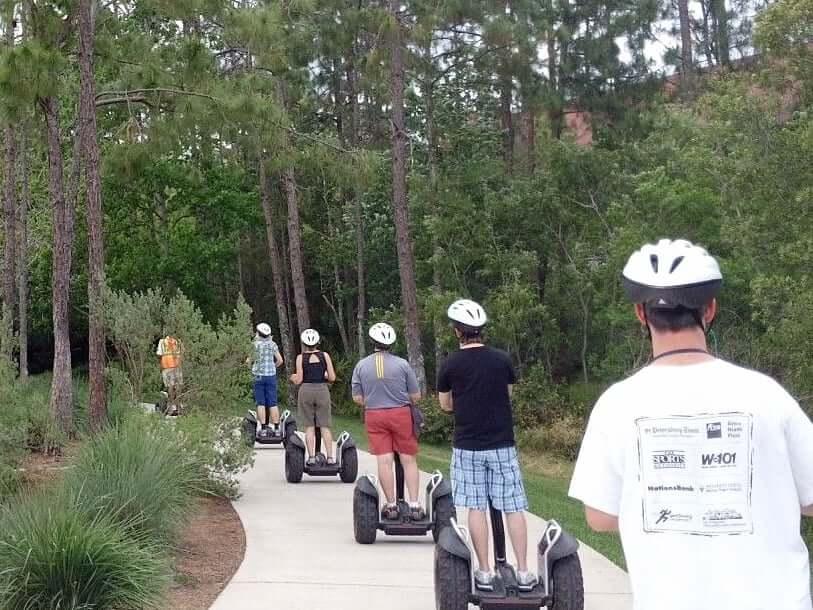 Disney Orlando para adolescentes: Wilderness Back Trail Adventure