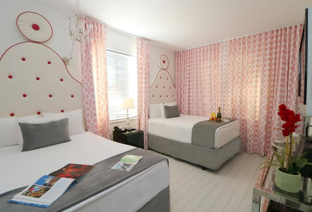 Dicas de hotéis em Miami: Hotel Whitelaw Miami
