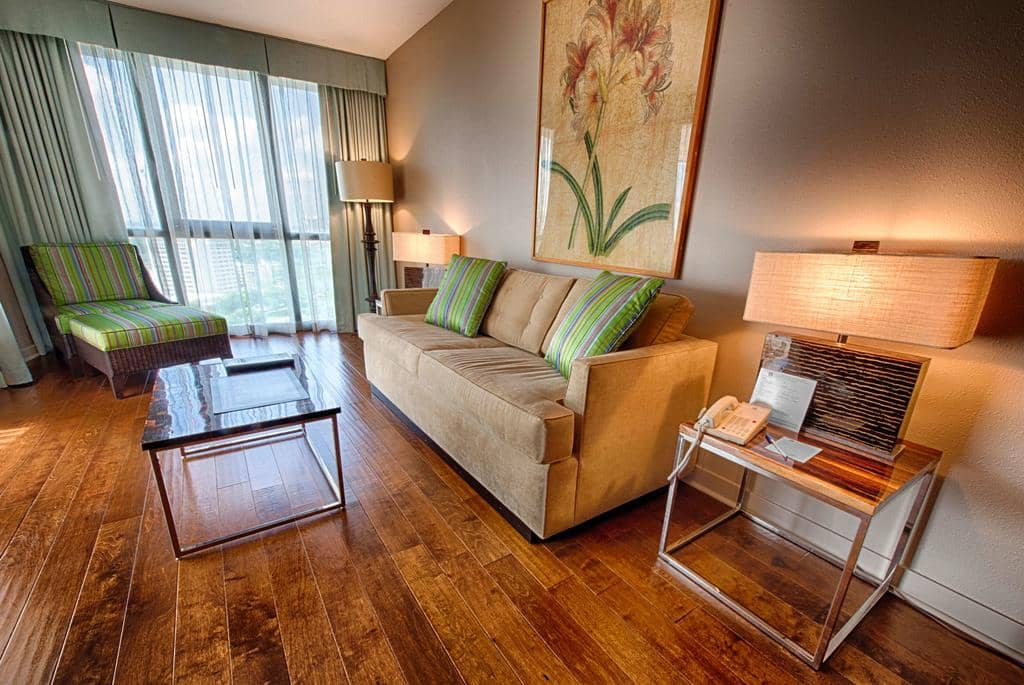 Dicas de hotéis em Orlando: Hotel Best Western Lake Buena Vista - sala de estar