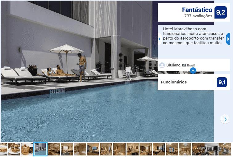 Melhores hotéis em Miami: EB Hotel Miami