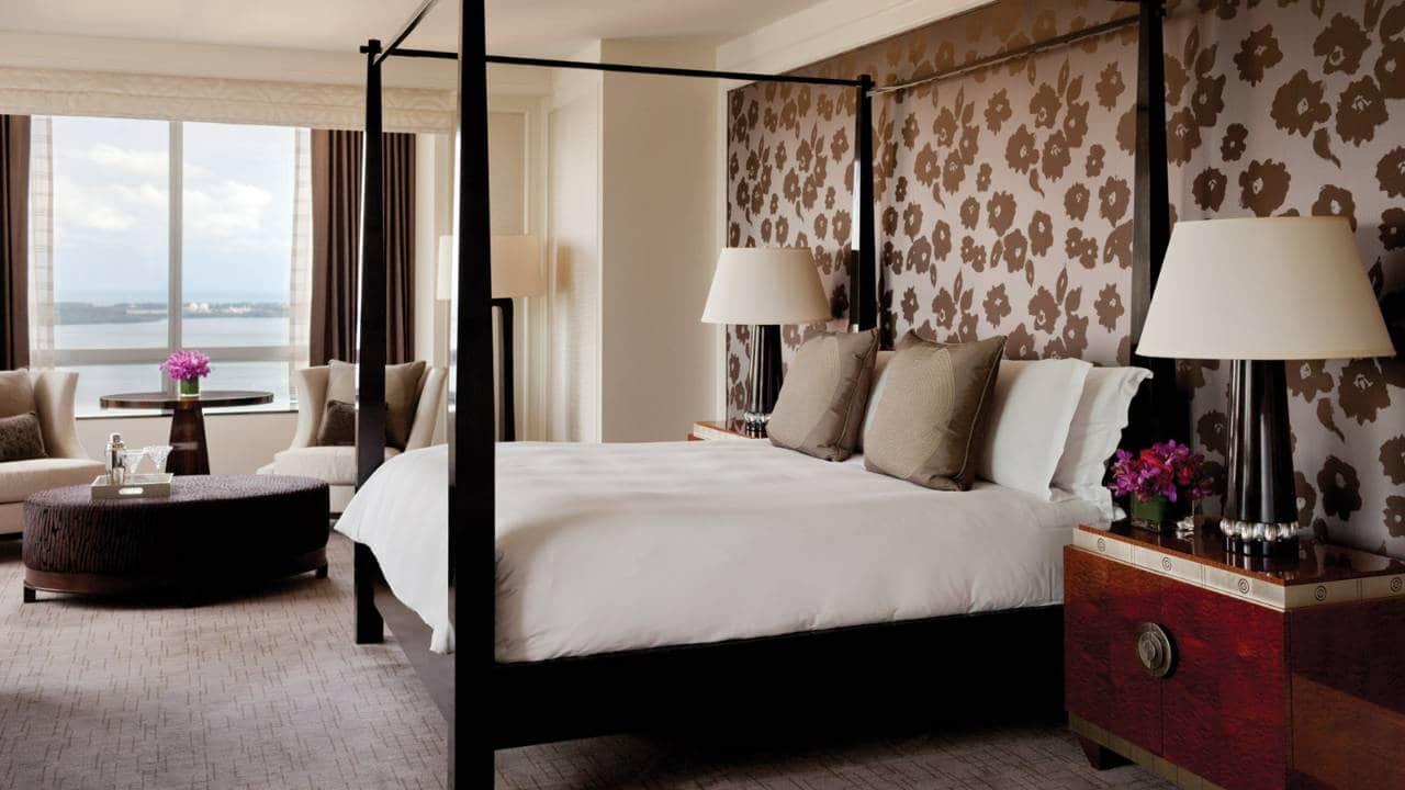 Melhores hotéis em Miami: Hotel Four Seasons - quarto