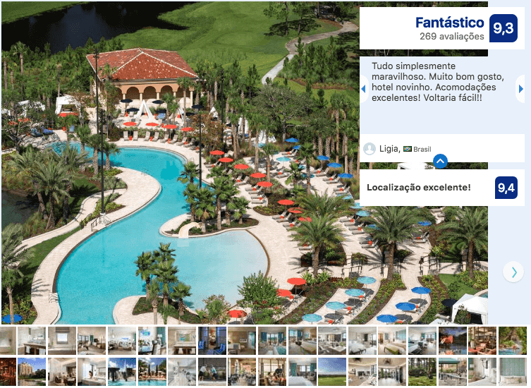 Melhores hotéis em Orlando: Hotel Four Seasons Resort Orlando at Walt Disney World Resort