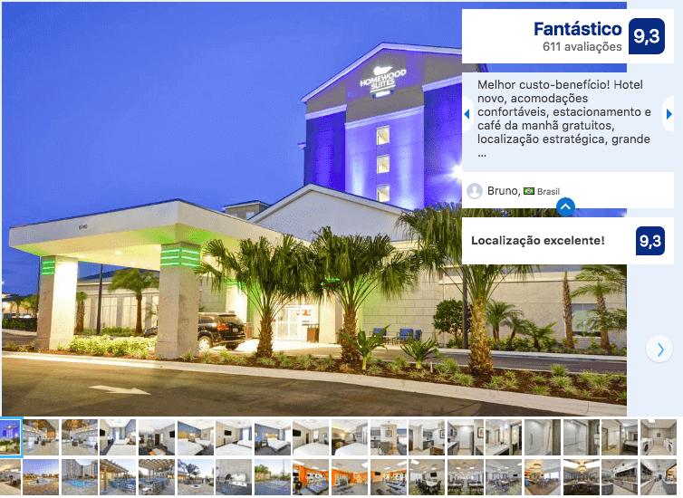 Melhores hotéis em Orlando: Hotel Homewood Suites by Hilton Orlando Theme Parks
