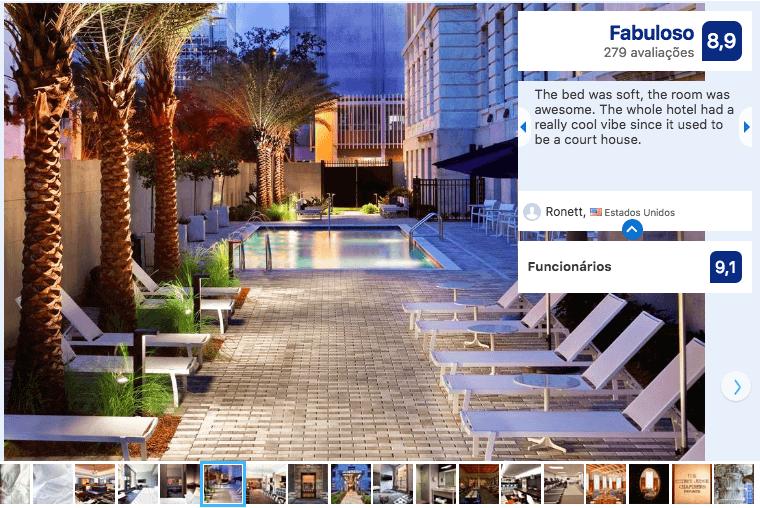 Melhores hotéis em Tampa: Le Méridien